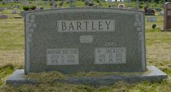 Minnie <I>Rector</I> Bartley