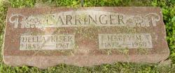 Harry M Carringer