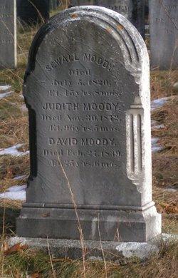 Judith <I>Longfellow</I> Moody