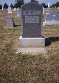 William J Noonan