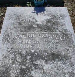 Caroline <I>Smith</I> Crumpler