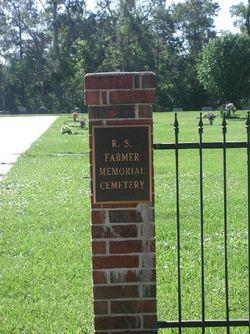 R.S. Farmer Memorial Cemetery