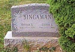 Esther E <I>Blatt</I> Bingaman