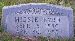 Missie <I>Owens</I> Bird