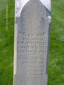 Helen Mar Miller