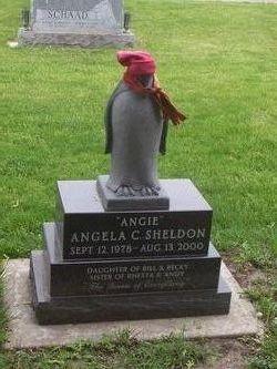 """Angela C. """"Angie"""" Sheldon"""