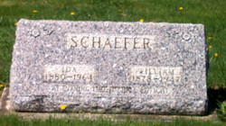 Ida <I>Fricke</I> Schaefer