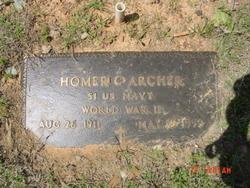 Homer C. Archer