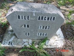 Rile Archer