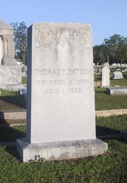 Thomas E. Batson