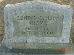 Clinton Carlson Adams