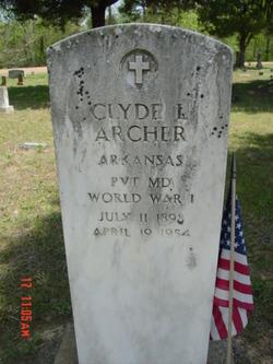 Clyde Leonard Archer
