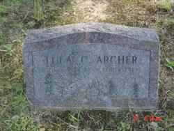 Lula C. <I>Ladd</I> Archer