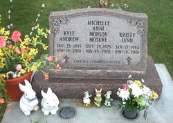 Michelle Anne <I>Monson</I> Mosure