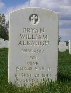 Bryan W Albaugh