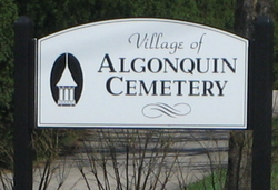 Village of Algonquin Cemetery