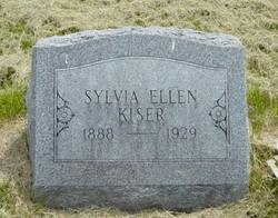 Sylvia Ellen <I>Page</I> Kiser