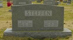D Theodore Steffen