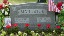Walter J Madgwick