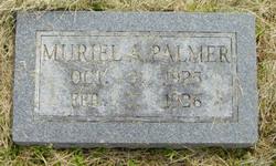Muriel A Palmer