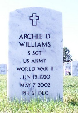 Archie Davis Williams