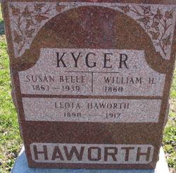 Leota <I>Kyger</I> Haworth