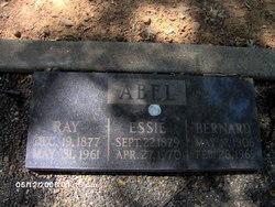 Essie P <I>Converse</I> Abel