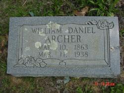 William Daniel Archer