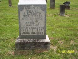 Annie O. Ballard