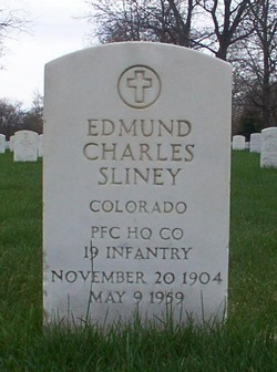 Edmund Charles Sliney