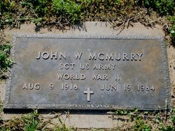 John Wright McMurry