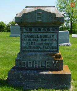 Samuel Everett Bohley