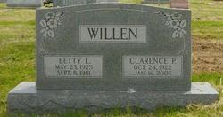 Betty Louise <I>Shouse</I> Willen