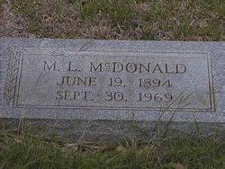 Melvin Little McDonald