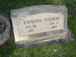 Raymond Overman