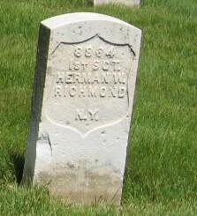 Herman W Richmond