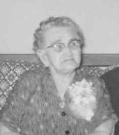 Louise Ann <I>Rathsack</I> Burkhart