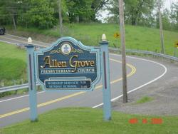 Allen Grove Cemetery