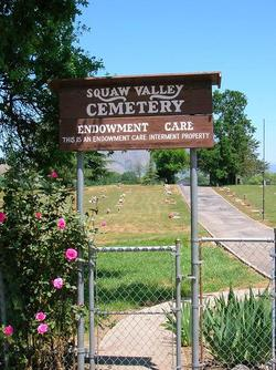 Squaw Valley Cemetery