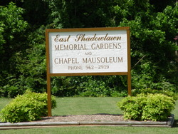 East Shadowlawn Memorial Gardens and Mausoleum