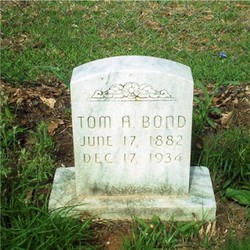 Tom Andrew Bond