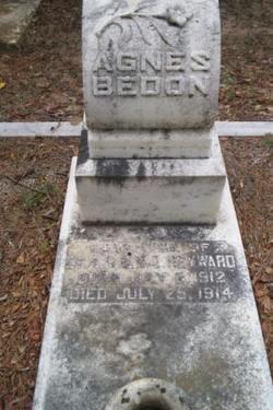 Agnes Bedon Heyward