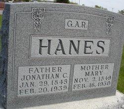 Jonathan C Hanes