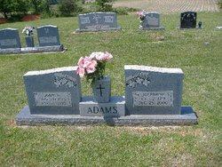 A. Josephine Adams