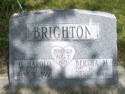 George Harold Brighton