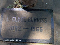 Lewis Clyde Burriss
