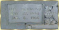 "Richmond Leroy ""Roy"" Pace"