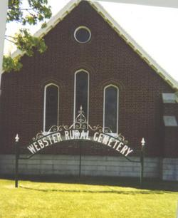 Webster Rural Cemetery