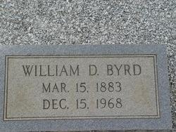 William D Byrd