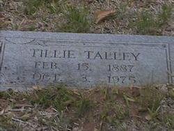 Tillie <I>McDonald</I> Talley